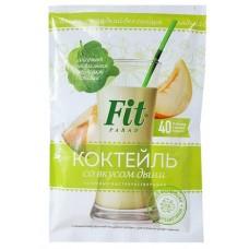 Коктейль белково-углеводный Дыня (пакет-саше) (ФитПарад) 30г
