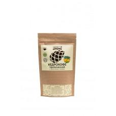Кедрокофе ТРОПИЧЕСКИЙ с кокосовыми сливками и тростниковым сахаром 250 гр.(СИБИРЬЭКО)