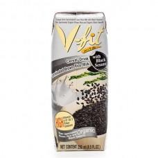 Молоко из коричневого риса с экстрактом черного кунжута V-FIT, 250мл (Тай Стайл)
