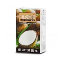 Кокосовое молоко CHAOKOH, 250 мл. (Тай Стайл)