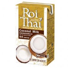 Кокосовое молоко Roi Thai, 250 мл  (Тай Стайл)