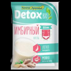 овсяно-льняной  Кисель detox bio SLIM имбирный 25 г (кратно 10)