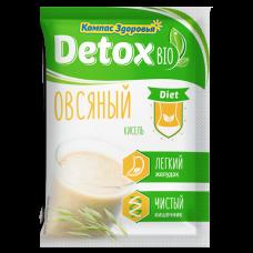 Кисель detox bio DIET овсяный 25 г (кратно 10)