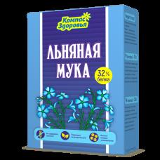Мука льняная 300 г Компас Здоровья