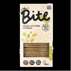 bite хлебцы хрустящие 150г гречневые