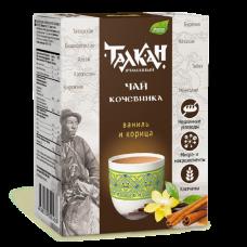 """""""Чай кочевника"""" чайный напиток зерновой с ванилью и корицей 150 г"""
