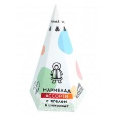 "Мармелад ""Чум"" Ассорти с ягелем в шоколаде 120гр (Этника)"