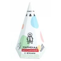 "Мармелад ""Чум"" Брусничный с ягилем 120гр (Этника)"