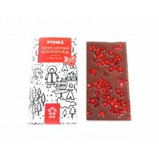 Шоколад Этника с БРУСНИКОЙ 90гр (Этника)