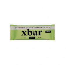Батончик Xbar вкус фисташки 60гр VASCO
