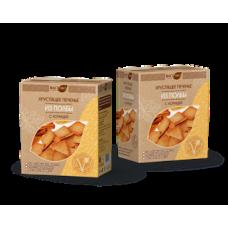 вастэко печенье из полбы 170г с корицей