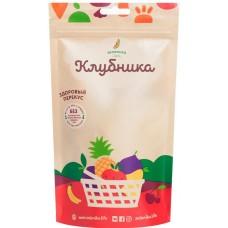 Здоровый ягодный перекус из КЛУБНИКИ, 20гр (Зеленика)
