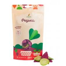 Здоровый овощной перекус из РЕДЬКИ, 50гр (Зеленика)
