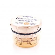 Мёд натуральный ТАЕЖНЫЙ ЛЕКАРЬ душица зверобой мелисса Крафтовый 260 гр. (Берестов А.С.)