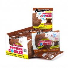 Протеиновое печенье  BOMBBAR шоколадный брауни 40гр