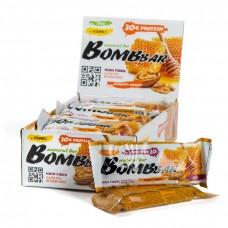 Протеиновый батончик BOMBBAR грецкий орех с медом 60гр