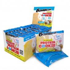 Протеиновое печенье  BOMBBAR кокос 40гр