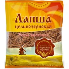 Лапша цельнозерновая ржано-пшеничная «Дивинка» (350г)
