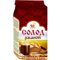 Солод РЖАНОЙ ферментированный (500г) «Дивинка»