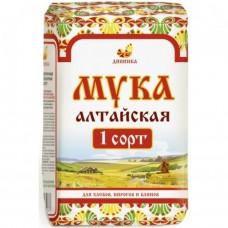 Мука пшеничная 1 сорт (2 кг) «Дивинка»