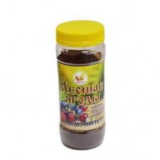 Порошок «Лесные ягоды» – клюква, черника, брусника (170г) «Дивинка»