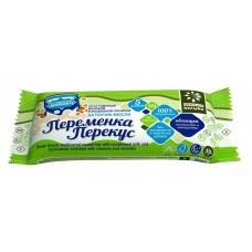 Батончик-мюсли «Переменка перекус» со сгущенным молоком и воздушной гречей, 35г «Диво Хлеб»