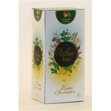 Иван-чай РУССКИЙ ОСТРОВ мята и ромашка (20 фильтр-пакетов), 40 г