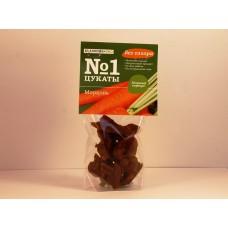 Цукаты МОРКОВЬ без сахара 50гр на натуральном грушевом соке (КУДЕСНИК-ЭКО)