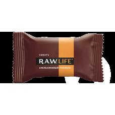 Орехово-фруктовый батончик R.A.W. LIFE Апельсиновый трюфель, 18г