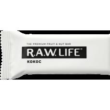 Орехово-фруктовый батончик R.A.W. LIFE Кокос , 47г