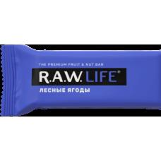Орехово-фруктовый батончик R.A.W. LIFE Лесные ягоды, 47г