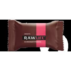 Орехово-фруктовый батончик R.A.W. LIFE Малиновый трюфель, 47г