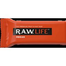 Орехово-фруктовый батончик R.A.W. LIFE Пекан, 47г