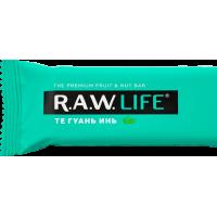 """Орехово-фруктовый батончик R.A.W. LIFE """"Те Гуань Инь"""", 47г"""