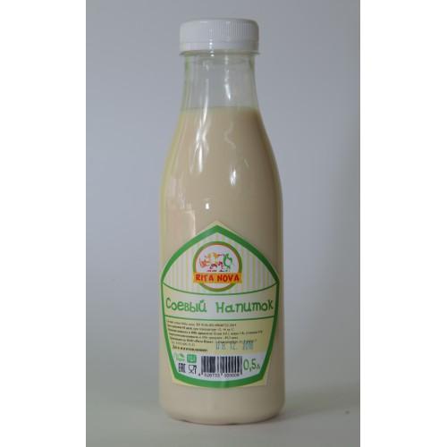 Напиток соевый «Соевое Молоко» (1 литр) «Рита Нова»