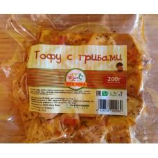 Тофу с маринованными грибами (200г) «Рита Нова»