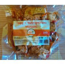Тофу с болгарским перцем (200г) «Рита Нова»