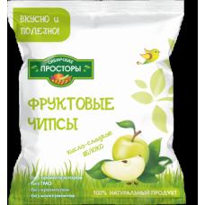 Чипсы яблочные (кисло-сладкие), 30г (С-Фрукт)