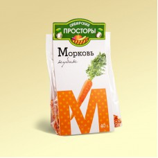 Морковь кубиком, 40г (С-Фрукт)