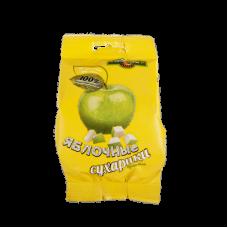 Сухарики яблочные, 30г (С-Фрукт)