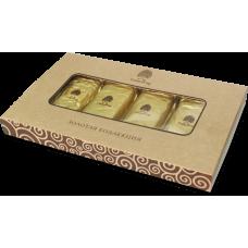Батончики «Золотая Коллекция», 170г, коробка (Сибирский кедр)
