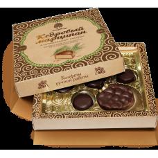 Конфеты «Кедровый Марципан» в шоколадной глазури, в коробке, 170г «Сибирский кедр»