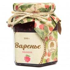 Варенье из малины, 200г (Сибирский кедр)