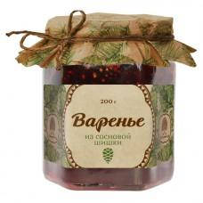 Варенье из сосновой шишки, 200г (Сибирский кедр)