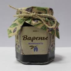Варенье из жимолости, 200г (Сибирский кедр)