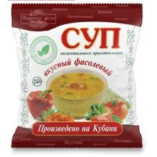 Суп ФАСОЛЕВЫЙ моментального приготовления «Вкусное дело» (28г)