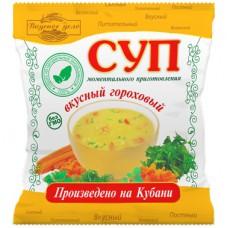 Суп ГОРОХОВЫЙ моментального приготовления «Вкусное дело» (28г)