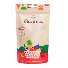Здоровый фруктовый перекус из ВИШНИ, 25гр (Зеленика)