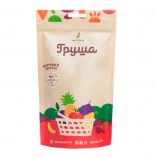 Здоровый фруктовый перекус из ГРУШИ, 20гр (Зеленика)
