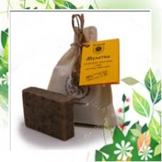 Мыло-скраб с кофе «Мулатка» (80г) «Леля»